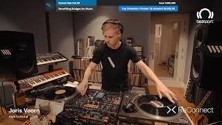 Joris voorn vinyl dj mix | my own tracks and remixes - reconnect beatport live