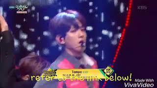 Music Bank - Tempo - EXO (엑소) - 181109