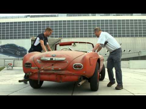 1956 Bmw 507 Replica Doovi