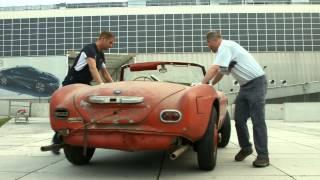 Elvis' BMW 507: lost & found, BMW Museum Special Exhibition