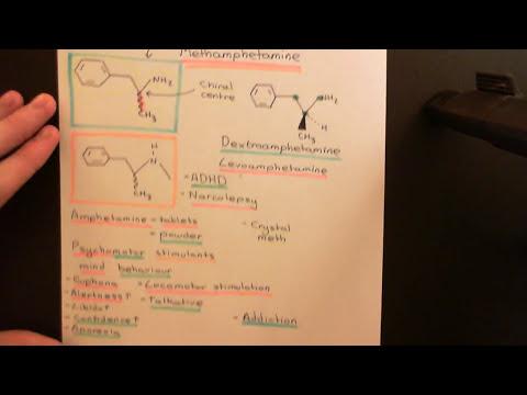 Amphetamine and Methamphetamine Part 2