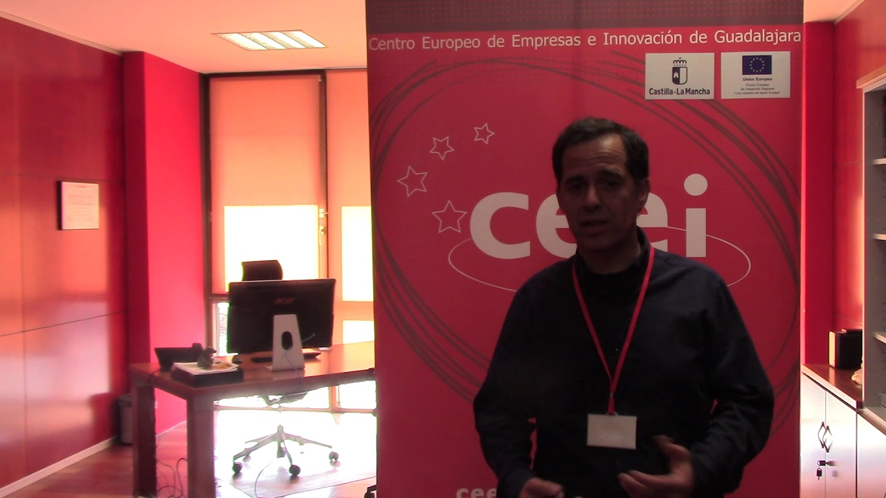 Programa de Emprendimiento Colaborativo CLM- Proyecto Guiarte Guadalajara