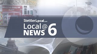 News at 6pm  - Stettler's own Dragon's Den, Animal Haven AGM a success.