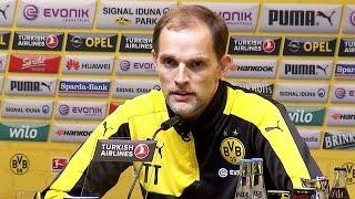 Thomas Tuchel: Habe gespürt, dass Derby ist | BVB - FC Schalke 04 3:2