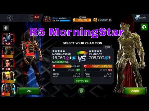 LoL EX Groot Kill by R5 MorningStar