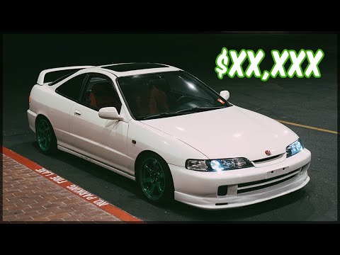 Download it cost me THIS MUCH to build my Integra DC2