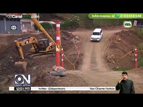 Gobernación de Norte de Santander invertirá en vía de Herrán