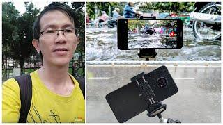 Đánh giá nhanh camera Nokia 7.2: màu sắc đẹp, thu âm tốt, chống rung ổn | Nokia 7.2 Camera Review