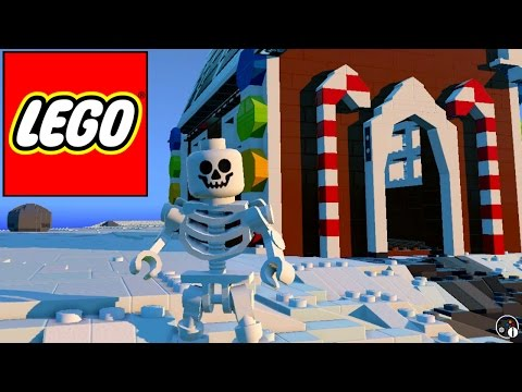 Lego Worlds - Snow Farm (3)