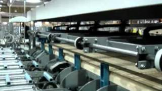 Rf Press - Slat Bed (in Feed Sys)