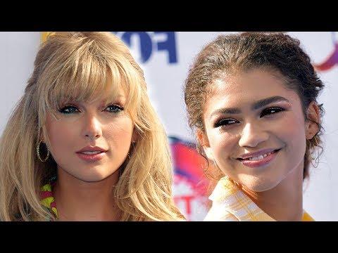 Taylor Swift & Zendaya Teen Choice Awards 2019 Best Dress