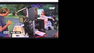Wibi Soerjadi live bij radio 538!