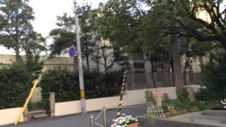 兵庫県尼崎市南城内付近の風景