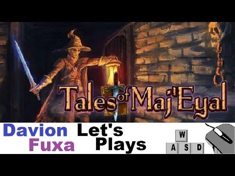 DFuxa Plays Tales of Maj'Eyal - Doomelf Demonlogist Nightmare Adventure Episode 1