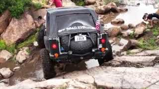 2015 Nitto JK-Experience Middle America Presented by Discount Tire