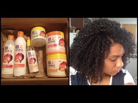 Review Dark Amp Lovely Au Naturale Anti Shrinkage Youtube