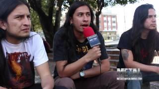 Perpetual Warfare Entrevista para Metal Live Colombia