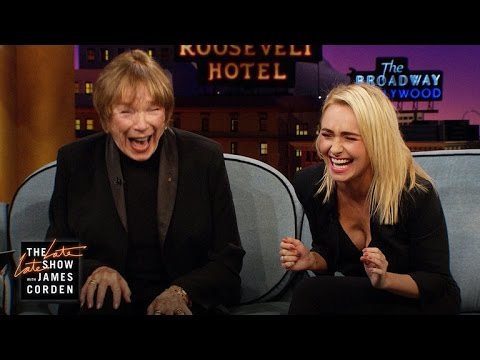 Thumbnail: Bless Your Heart w/ Hayden Panettiere & Shirley MacLaine