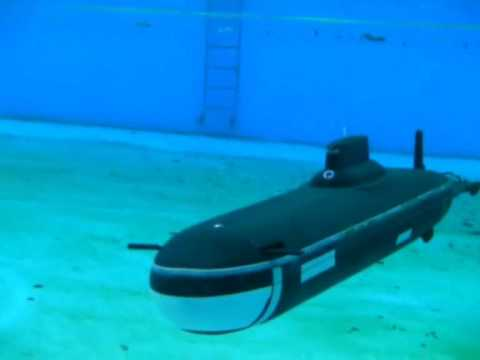 Tk 20 Model Rc Submarine Typhoon Class Project 941 Akula Youtube