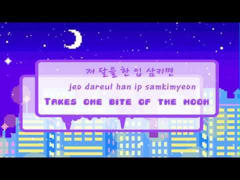 Dean - Half Moon (D) Ft. Gaeko (Han, Rom, Eng Sub)
