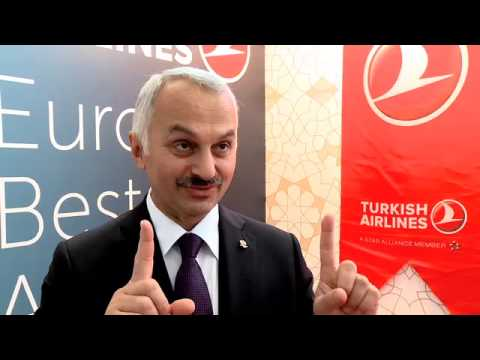 Temel Kotil (Turkish Airlines) interview