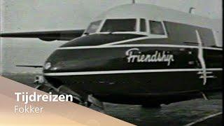 Tijdreizen: Fokker op Schiphol
