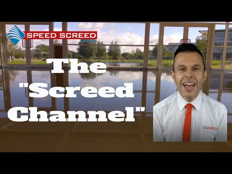 Speed Screed YouTube
