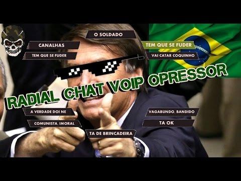 """Insurgency - Mod: """"Bolsonaro Radial Chat Voip"""" + Outras edições."""