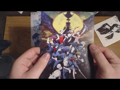 Persona 3 The Movie #4 Limited Collector's Edition Unboxing