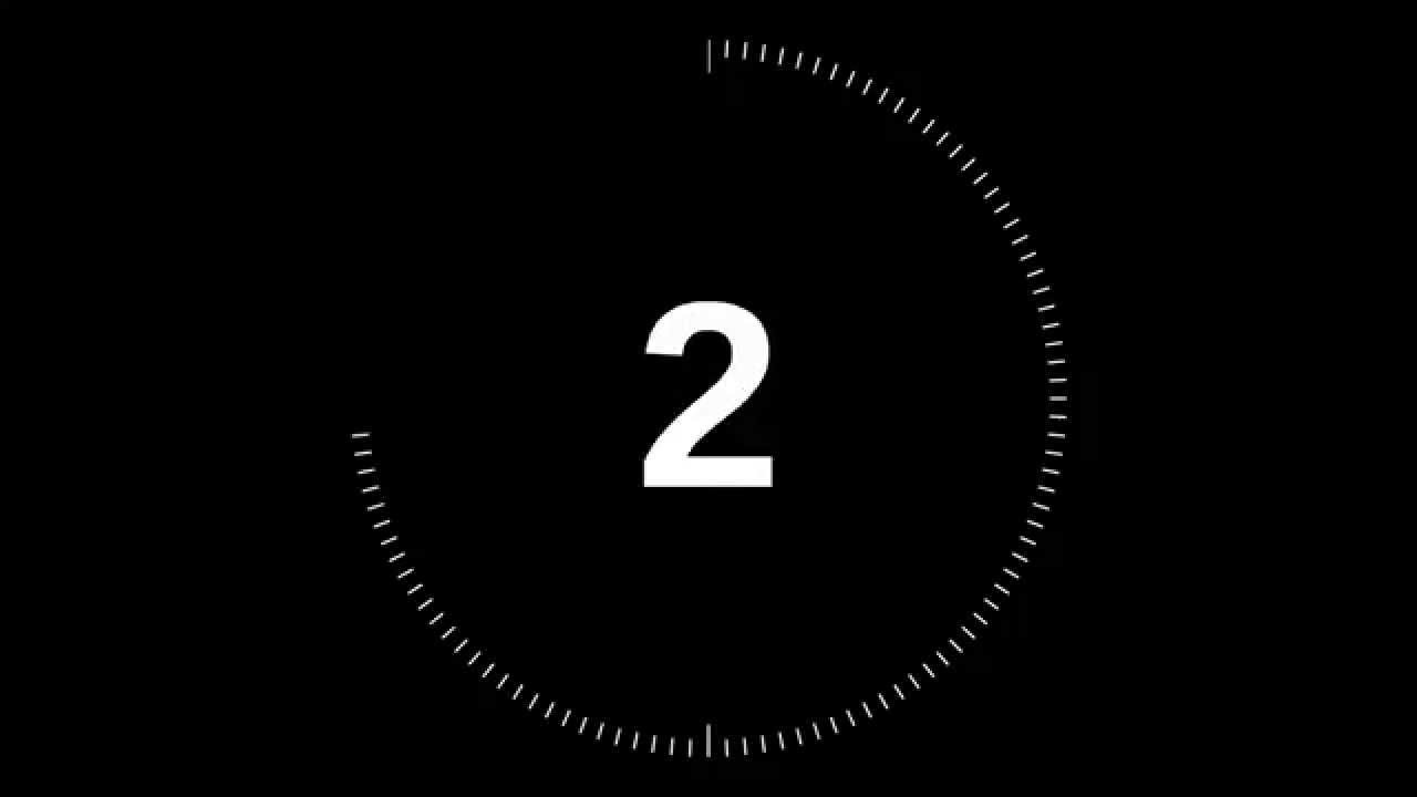2 minute countdown timer youtube