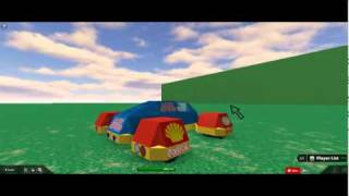 ROBLOX - TMK LakeSpeed Vehicle