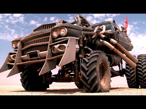 """Worship the Vehicles"" MAD MAX Fury Road Making-Of"
