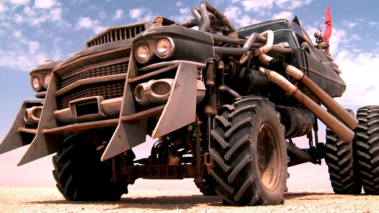 Worship The Vehicles Mad Max Fury Road Making Of Youtube