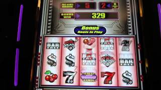 $1 Quick Hits slot bonus-decent win at Palazzo in November