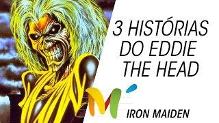 3 histórias sobre o Eddie do Iron Maiden pra contar pros amigos
