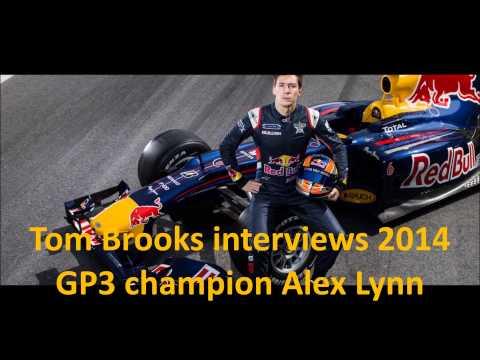 Tom Brooks interviews Alex Lynn