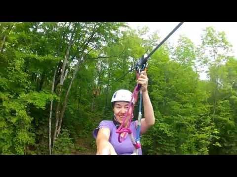 Treetop Trekking Huntsville - Official Video