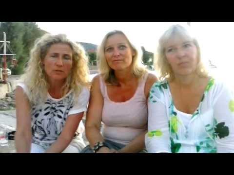 Seminar und Urlaub auf der Kraftinsel Lesbos 2015, aktuelle Situation