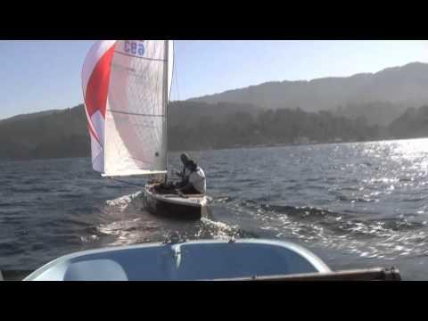 Al Declercq On International 110 Sail Trim