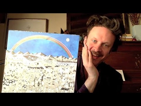 Father John Misty  Pure Comedy Deluxe Vinyl Unboxing