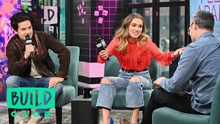 "Cole Sprouse & Haley Lu Richardson Talk About The Film, ""Five Feet Apart"""