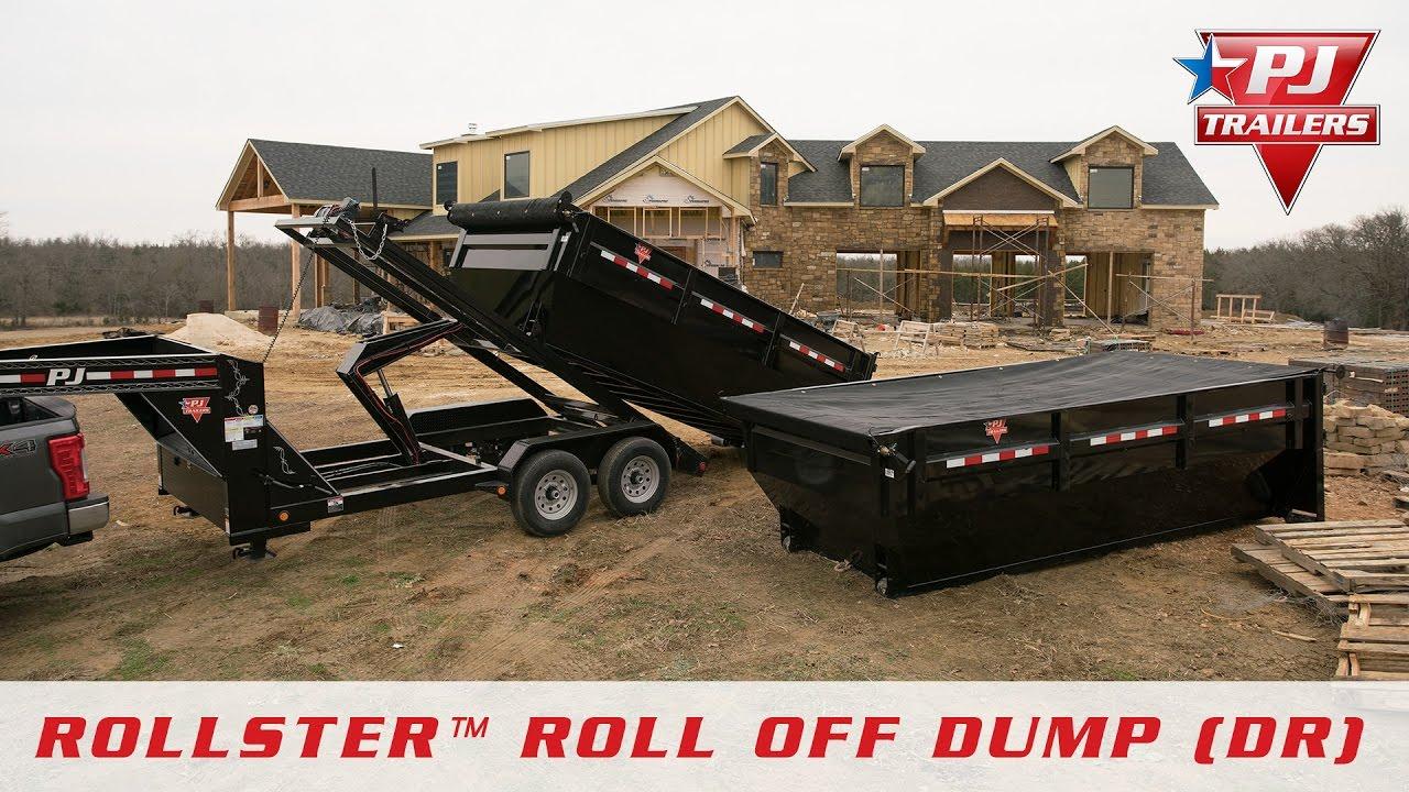 Rollster™ Roll Off Dump (DR)  YouTube