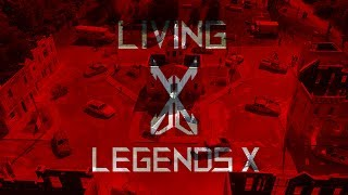 Paintball Insanity! Living Legends X at CPX Sports