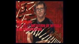 Ben Folds - Because the Origami ft. Amanda Palmer