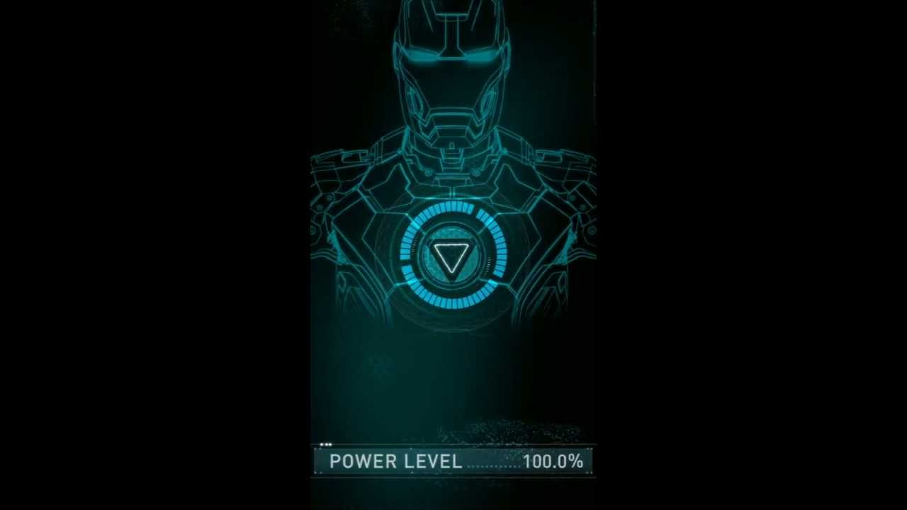 How To Make A Gif A Live Wallpaper Iphone Iron Man 3 Jarvis Marvel Artificially Intelligent Ios App