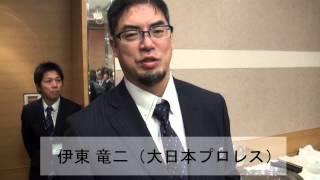 2013年度 東京スポーツ新聞社制定 プロレス大賞