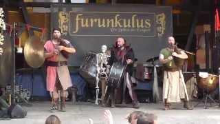 Spectaculum Oberwesel 2014 Furunkulus - Palästinalied (Auf dem Weg nach Palästina)