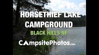Horsethief Lake Campground, Black Hills National Forest, South Dakota