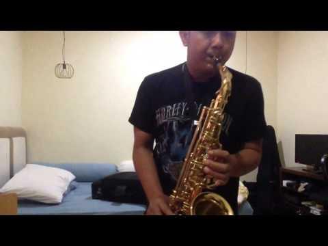ayu ting ting - sambalado saxophone cover