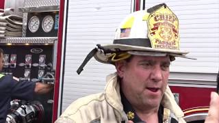 PASSAIC NEW JERSEY 6TH ALARM FIRE 4/15/17 HEAVY FIRE CONDITIONS IN AN APARTMENT BUILDING